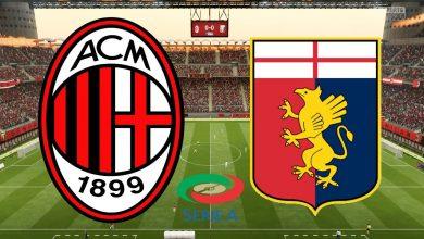 Photo of Mau Nonton Live Streaming AC Milan vs Genoa? Cek Infonya
