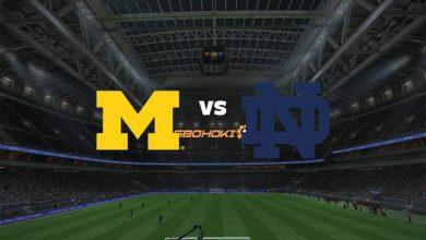Photo of Live Streaming  Michigan vs Notre Dame 21 September 2021