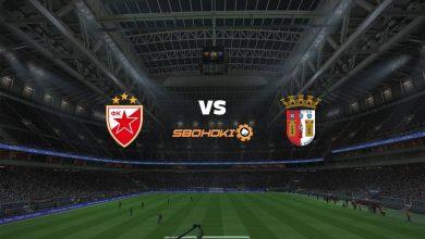 Photo of Live Streaming  Red Star Belgrade vs Braga 16 September 2021