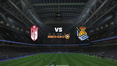 Photo of Live Streaming  Granada vs Real Sociedad 23 September 2021